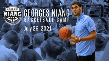Georges Niang Basketball Camp