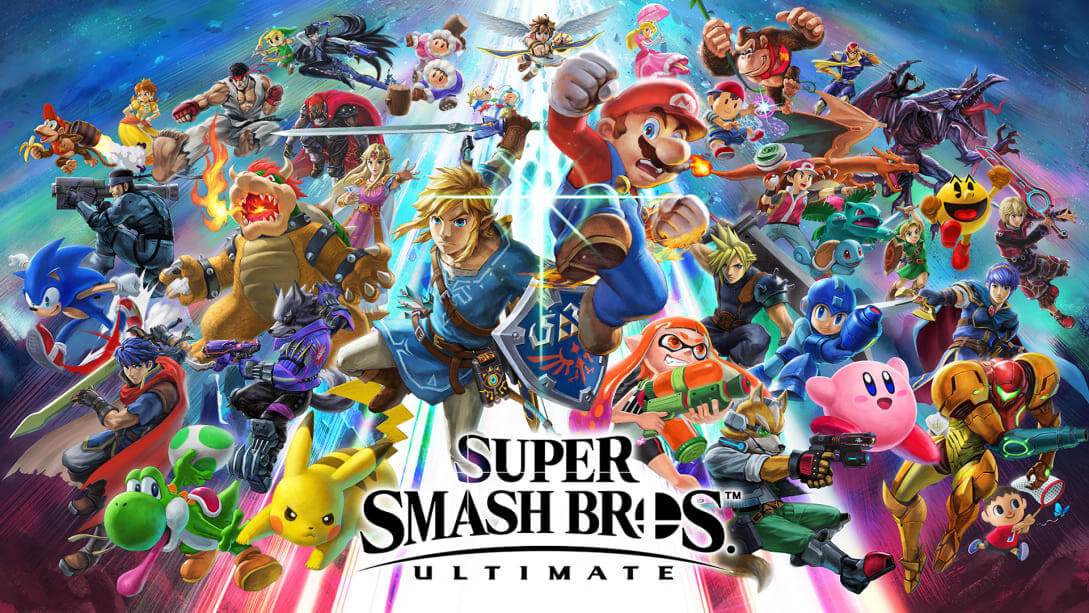 Super Smash Bros Ultimate Tournament Image